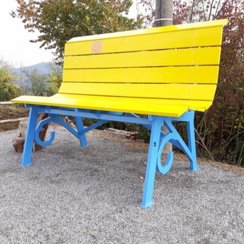 Big Bench NIELLA TANARO