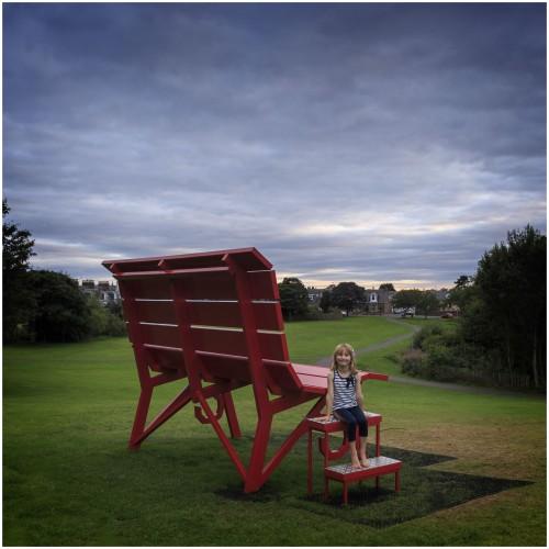 Big Bench ARBROATH SCOZIA UK