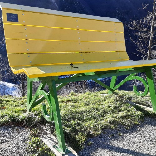 Big Bench LIMONE