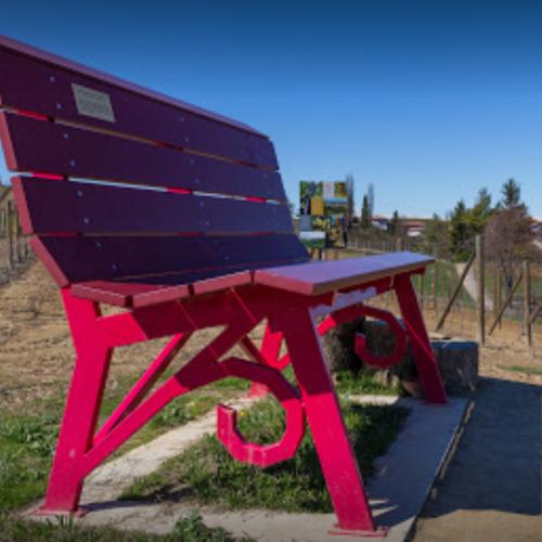 Big Bench COSTIGLIOLE D'ASTI - BRIC LU