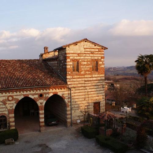 Castello dei Conti Sacchi di Nemour