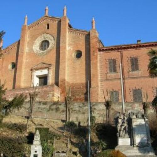 Chiesa di S. Maria di Monterotondo - Vignale Monferrato