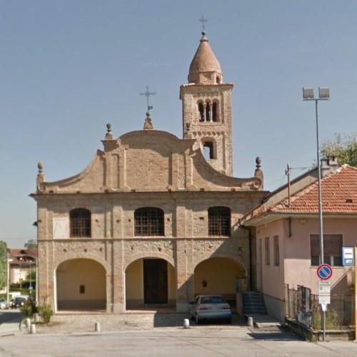 Chiesa e convento dell'Annunziata - La Morra
