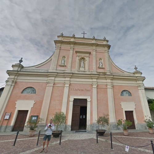 Chiesa parrocchiale dei SS. Pietro e Paolo - Neive