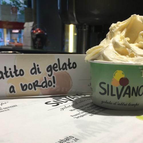 Gelateria Silvano gelato d'altri tempi