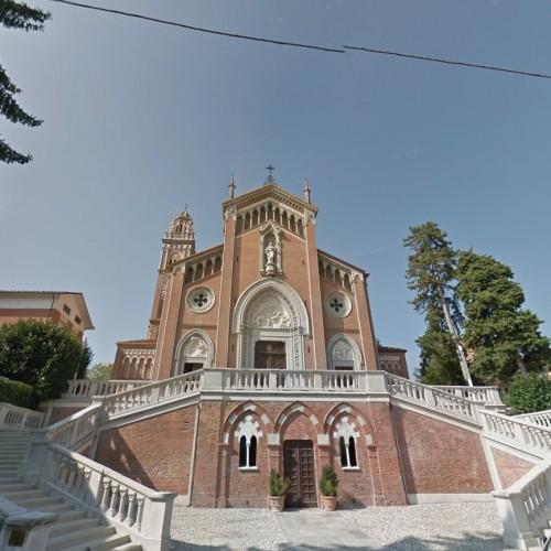 Chiesa Parrocchiale Madonna della Neve - Monforte d'Alba