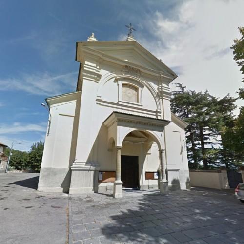Ex Chiesa di San Rocco - Canelli
