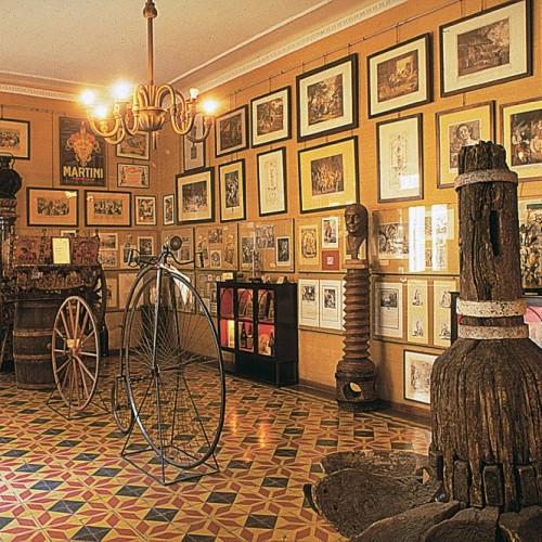 Museo Bersano delle Contadinerie e delle Stampe sul vino