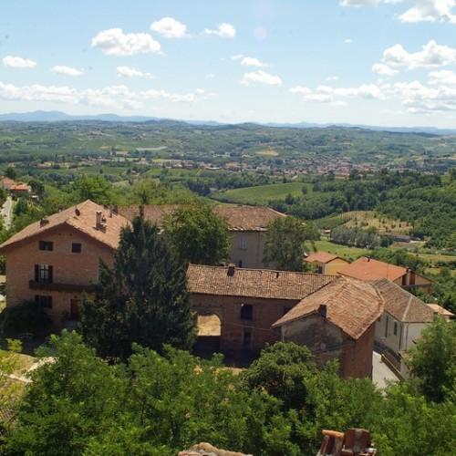 Castello di Vaglio Serra