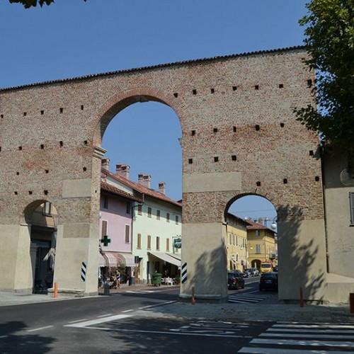 Arco di Porta Narzole