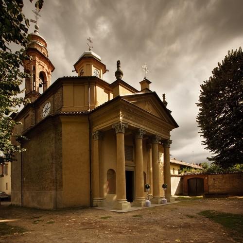 Santuario della Madonna delle Grazie - Cherasco