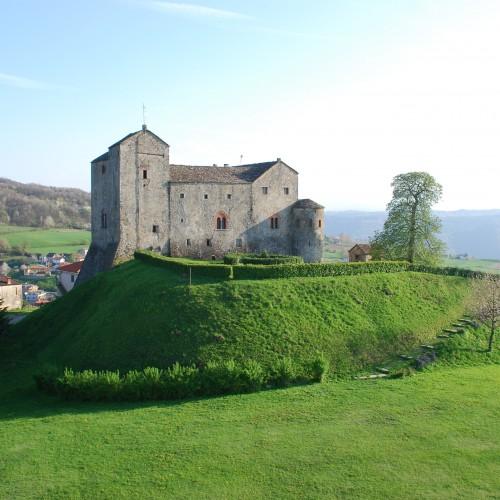 Castello Scarampi di Prunetto
