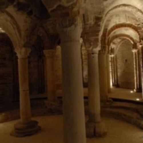 Palazzo del collegio - museo civico Sant'Anastasio