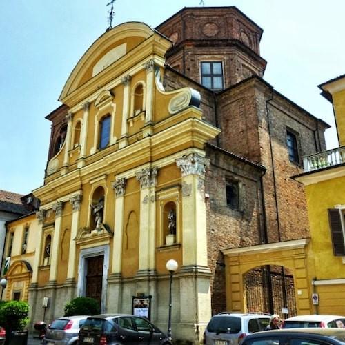 Chiesa di San Martino - Asti