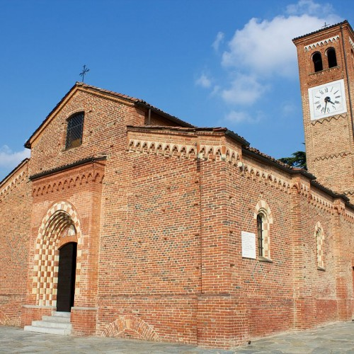 Santa Maria in Viatosto - Asti