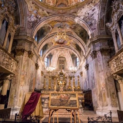 Chiesa della conversione di San Paolo - Asti