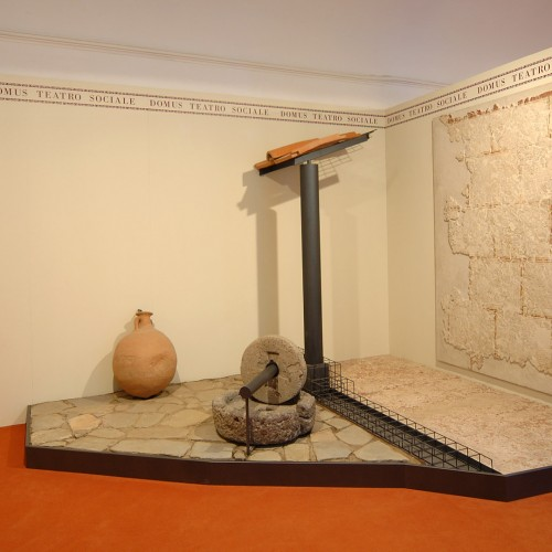Museo civico Eusebio - kids