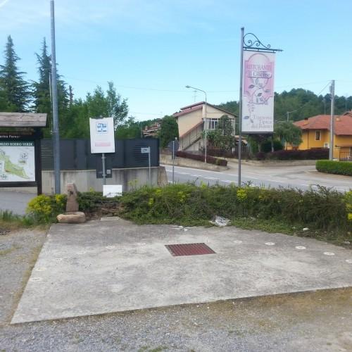 Area sosta camper Sommariva Perno