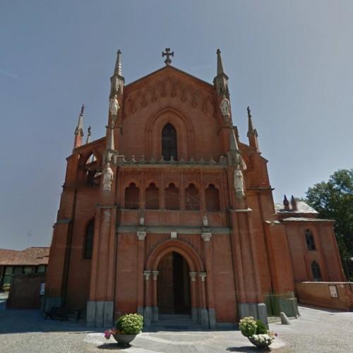 Chiesa di San Vittore - Pollenzo