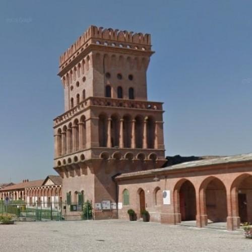"""Il """"foro"""" e la torre di Pollenzo"""