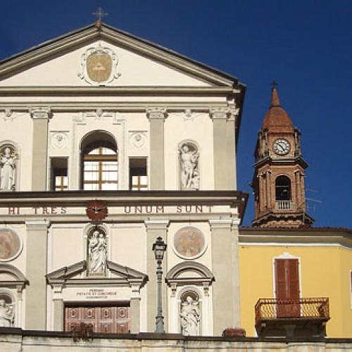 Chiesa della Trinità - Bra
