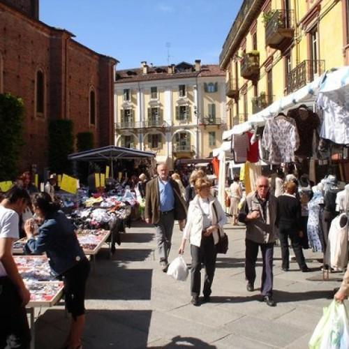 Mercato di Saluzzo