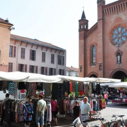 Mercato di Alba - Centro storico