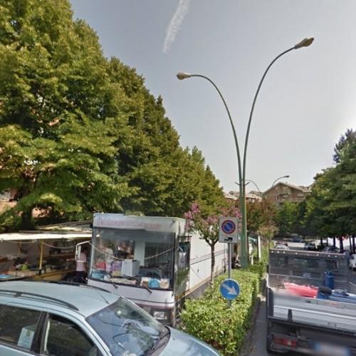 Mercato di Asti - via Gozzano