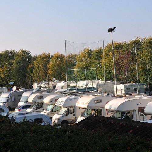 Area sosta camper Neive
