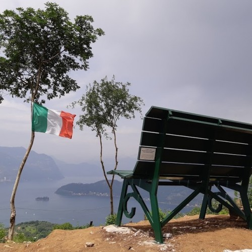 Big Bench PILZONE D'ISEO