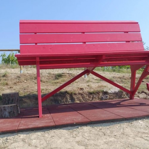 Big Bench BISTAGNO