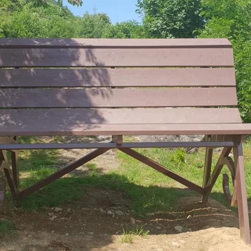 Big Bench  CAPO DI PONTE