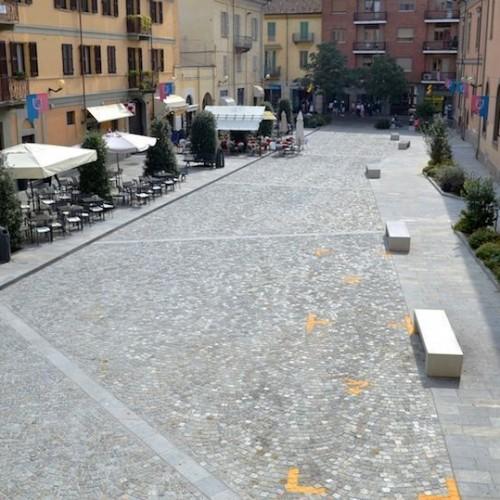 TAPPA 1 - Piazza San Francesco