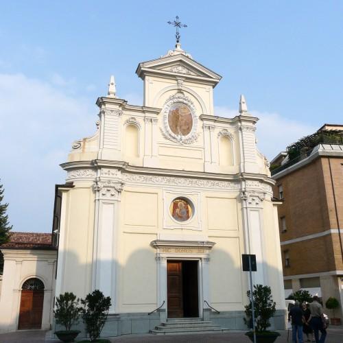 TAPPA 3:  Chiesa di San Giovanni Battista e Palazzo Marro/Tempio romano