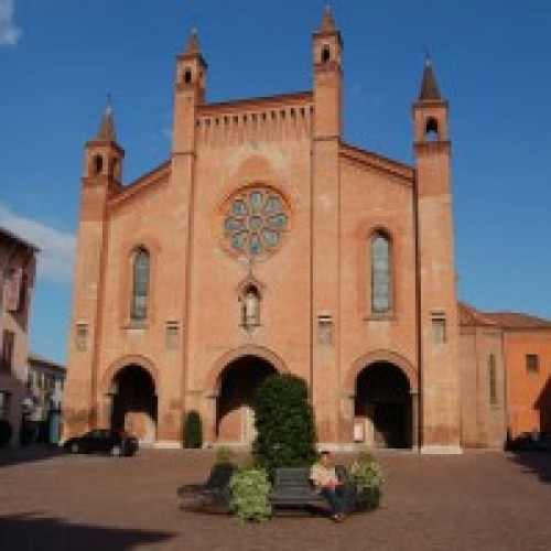 TAPPA 5  Piazza Risorgimento e palazzo Comunale