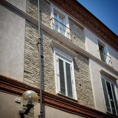 TAPPA 7  Palazzo e torre Belli; Pietrino Belli