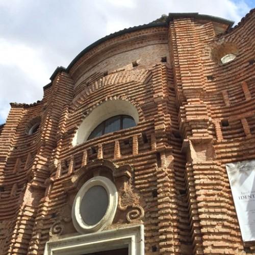 TAPPA 8  Chiesa e Cortile della Maddalena