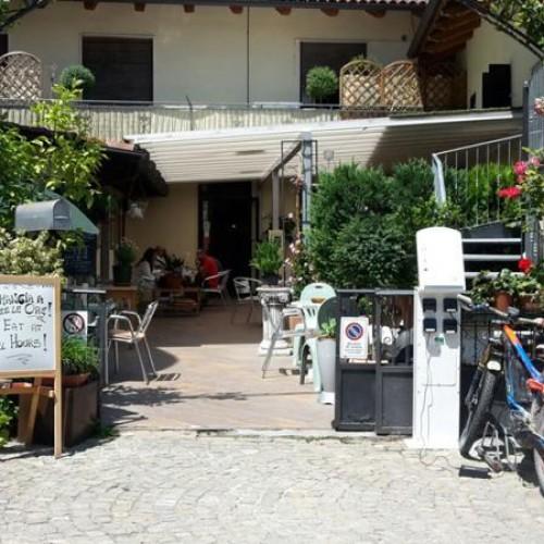 Colonnina E-bike - Benevello