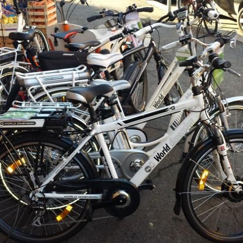 Colonnina E-bike - Dogliani