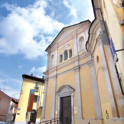 Chiesa di San Giuseppe - Alba