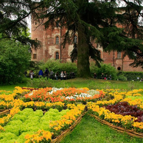 Il Parco del Castello di Pralormo