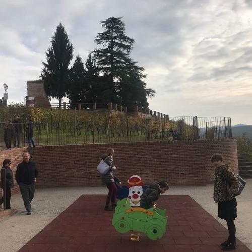Belvedere di Grinzane Cavour