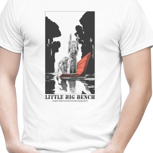 T-SHIRT Little Big Bench UOMO